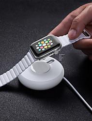 Недорогие -Беспроводное зарядное устройство USB зарядное устройство USB с кабелем 1 порт USB 2,5 DC 5 В для Apple Watch серии 5 / серии 4 / Apple часы серии 5/4/3/2/1 / Apple часы серии 3 Apple