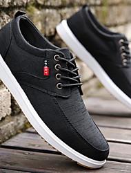 cheap -Men's Comfort Shoes Mesh Winter Sneakers Running Shoes Black / Blue / Gray