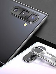 cheap -Metal Camera Lens Protector for Samsung Galaxy Note 10 / Note 10 Plus High Definition (HD)