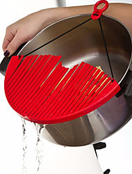 Недорогие -кухонный горшок поддон кухня лучше ситечко портативный расширяемый ситечко фильтр для воды готовить инструмент