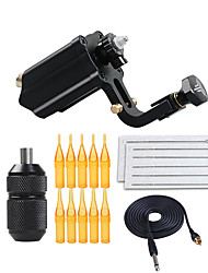 cheap -Professional Tattoo Machine - 1 rotary machine liner & shader Professional All in One Easy to Install 1 pcs Aluminum Alloy Carved