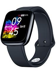 Недорогие -Zeblaze Crystal 3 SmartWatch BT Поддержка фитнес-трекер уведомить / монитор сердечного ритма для телефонов Samsung / Iphone / Android
