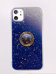 cheap -Case For Apple iPhone 11 / iPhone 11 Pro / iPhone 11 Pro Max Pattern / Glitter Shine Back Cover Glitter Shine TPU / PC