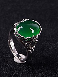 cheap -Diana Princess Kate wedding ring adjustable natural Royal emerald ring white gold accessory female engagement ring