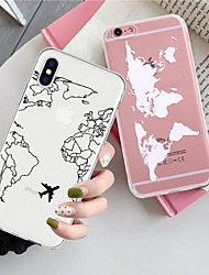 cheap -Case For Apple iPhone 11 / iPhone 11 Pro / iPhone 11 Pro Max Pattern Back Cover Transparent / Scenery TPU