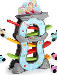 abordables -Set de Circuits à Billes Circuit à Bille Rampe Racer Locomotive à vapeur Créatif Interaction parent-enfant Plastique souple Enfant Tous Jouet Cadeau 1 pcs