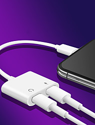 Недорогие -2 в 1 быстрая зарядка otg ype c адаптером для наушников type-c конвертер цифрового аудиокабеля для ipad pro huawei xiaomi смартфон