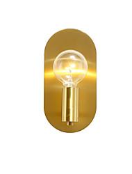 cheap -CXYlight New Design Modern / Nordic Style Flush Mount wall Lights Living Room Copper Wall Light 110-120V / 220-240V 60 W