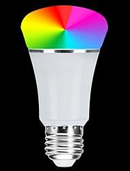 cheap -YWXLight® E27 LED Light RGB Bluetooth Wifi APP Control Smart Light RGBW RGBWW LED Infrared Remote Control Home Lighting AC 85-265V