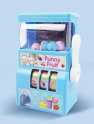 cheap -Marble Game Slot Machine Bank Mini Mini Novelty Educational Plastic Shell Kids All Toy Gift