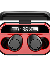 cheap -LITBest X5 TWS True Wireless Earbuds Wireless Earbud Bluetooth 5.0 Stereo Dual Drivers with Microphone