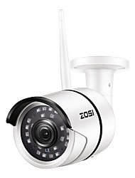 cheap -ZOSI 1080P Wifi IP Camera Onvif 2.0MP HD Outdoor Weatherproof Infrared Night Vision Security Video Surveillance Camera