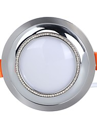 Недорогие -супер толстый привело свет обратно фонарь неба противотуманный прожектор потолок интеллектуальный кристалл wi-fi вниз свет граффити интеллектуальный свет 10 Вт