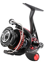cheap -Fishing Reel Spinning Reel 6.2:1 Gear Ratio+11 Ball Bearings Hand Orientation Exchangable Sea Fishing / Spinning / Carp Fishing / Carbon Fiber