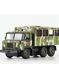 cheap -1:10 Metalic Military Vehicle Dump Truck Toy Truck Construction Vehicle Toy Car Pull Back Vehicle Kid's Car Toys