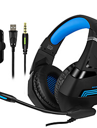 cheap -LITBest A2 Gaming Headset Wired Gaming Stereo Dual Drivers with Microphone