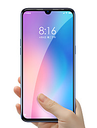 cheap -Baseus 0.3mm Curved-screen Tempered Glass Screen Protector for Mi 9 Black