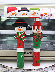 cheap -Favor Decoration Nonwoven 3pcs Christmas