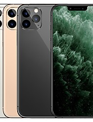 "Недорогие -BEST  i11 Pro 6.1 дюймовый "" 4G смартфоны (2GB + 8Гб 8 mp MT6582 + MT6290 4000 mAh mAh)"