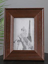 Недорогие -современный современный / европейский стиль с деревянной окраской картинные рамки, 1шт