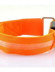 Недорогие -LED браслет для бега Светоотражающая полоска Светоотражающий пояс огни безопасности LED Отражающая поверхность для Велосипедный спорт Бег-