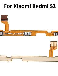 Недорогие -для xiaomi redmi s2 вкл выкл громкость вверх кнопка вниз гибкий кабель клей клей