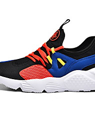 cheap -Men's Comfort Shoes Mesh Winter Athletic Shoes Running Shoes Black / Royal Blue / Red
