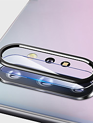 cheap -2 in 1 Camera Lens Protector Ring Tempered Glass Film for Samsung Galaxy Note 10 / Note 10 Plus