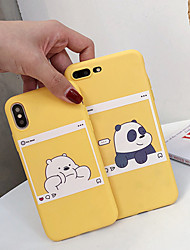 cheap -Case For Apple iPhone 11 / iPhone 11 Pro / iPhone 11 Pro Max Pattern Back Cover Animal / Cartoon TPU