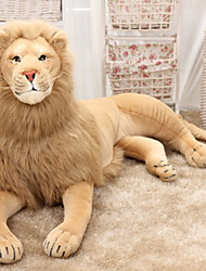 cheap -Creative Simulation of Lion Plush Toys for Home Decor Christmas Gifts Birthday Gift