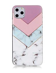Недорогие -чехол для apple iphone 11 pro max 11 pro чехол для телефона тпу материал imd мраморный рисунок чехол для телефона для iphone 11