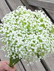 cheap -Artificial Flowers 1 Branch Classic Modern Eternal Flower Wall Flower