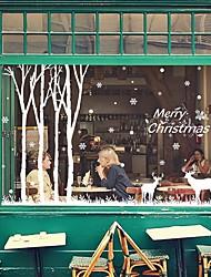 Недорогие -Рождественские украшения PVC Мини Мультипликация Рождественские украшения