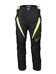 cheap -Men's Cycling Pants Bike Pants / Trousers Top Breathable Moisture Wicking Reflective Strips Sports Lycra Winter Green Mountain Bike MTB Road Bike Cycling Clothing Apparel Race Fit Bike Wear