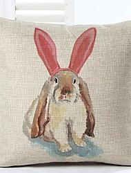 Недорогие -хлопковое белье смесь декоративная квадратная декоративная подушка чехлы наволочки, домашний декор украшения для дивана диван кровать стул