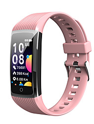 cheap -JSBP HR12 Smart Watch BT Fitness Tracker Support Notify Full Touch Screen/Heart Rate Monitor Sport Stainless Steel Bluetooth Smartwatch Compatible IOS/Android Phones