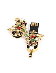 Недорогие -Литбест 8ГБ USB флэш-накопители USB 2.0 Creative для автомобиля