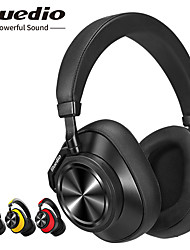 cheap -Bluedio T6 Active Noise Cancelling Headphones Wireless HIFI Bluetooth Headset with Microphone for Phones and Music
