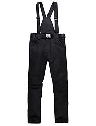 abordables -MARSNOW® Homme Femme Pantalons de Ski Sports d'hiver Chaud Coupe Vent Vestimentaire Coton Pantalons Chauds Tenue de Ski / Hiver