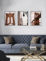 cheap -Framed Art Print Framed Set - Landscape Scenic PS Poster Wall Art