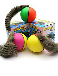 cheap -Electric Beaver Ball Balls Fitness Toy Racquet Sport Toy Fun Electric 1 pcs Kid's Adults' Children's Unisex Boys' Girls' Toy Gift