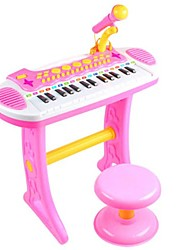 cheap -Electronic Keyboard Novelty Piano Musical Instruments Fun Girls' Kid's Toy Gift