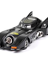 Недорогие -1:38 Игрушечные машинки Транспорт Автомобиль Колесница Машинки Формулы 1 Гоночная машинка Мерцание Фокусная игрушка Взаимодействие родителей и детей сплав цинка Ластик / Детские
