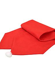 Недорогие -Рождество матовый ткань таблицы флаг украшения стола праздничные украшения