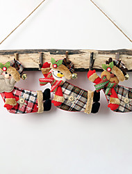 cheap -Ornaments Cloth 1 Piece Christmas