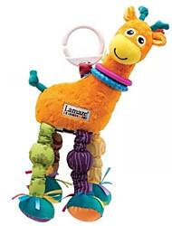cheap -Babyfans ™ Baby Cute Giraffe Cartoon Shaped Stuffed Toys