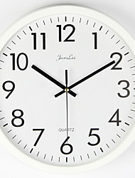 cheap -Wall Clock Silent Non Ticking - 10 Inch Quality Quartz Battery Operated Round Easy to Read Home/Office/Classroom/School Clock