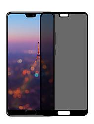 Недорогие -Baseus 0,3 мм анти-шпион изогнутый экран протектор экрана из закаленного стекла для Huawei P20 черный