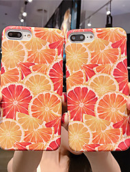 cheap -Case For Apple iPhone 11 / iPhone 11 Pro / iPhone 11 Pro Max Pattern Back Cover Food Plastic