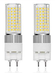 cheap -2pcs LED Bulbs G12 16W LED 120LEDs Bulb 160W G12 Incandescent Replacement Lights LED Corn Bulb For Street Warehouse Warm White Cold White 85-265 V